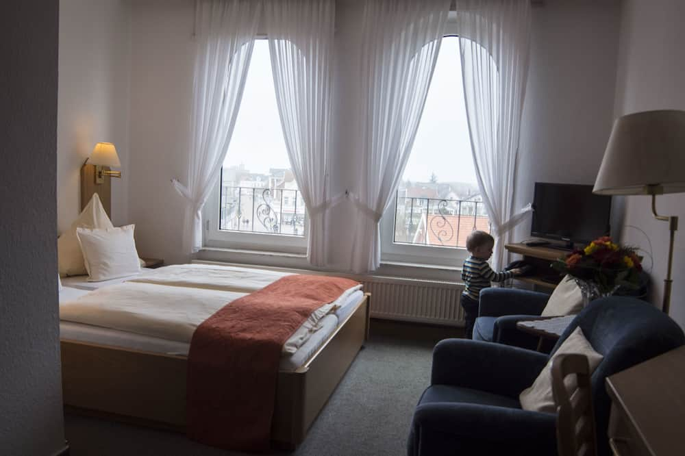 Standard Double Room, 1 Double Bed, Beachfront - Guest Room