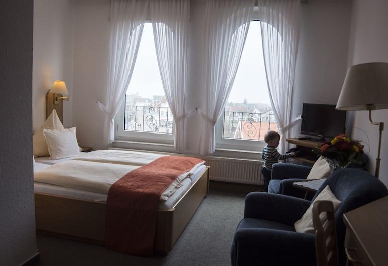 Villa Ems, Borkum, Standard Double Room, 1 Double Bed, Beachfront, Guest Room