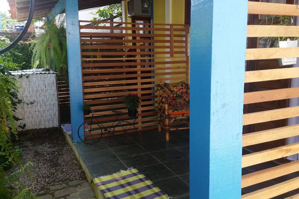 Soba (Pitanga) - Balkon