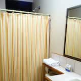 Habitación estándar con 2 camas individuales, 2 camas individuales, baño privado - Cuarto de baño