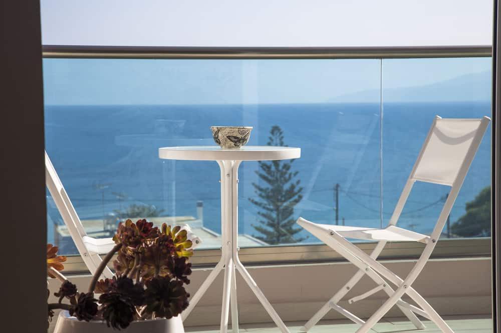 Trīsvietīgs numurs - Balkons