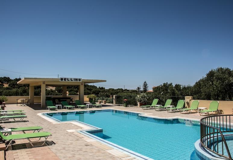 بيلينو أبارتمنتس, Hersonissos, حمام سباحة