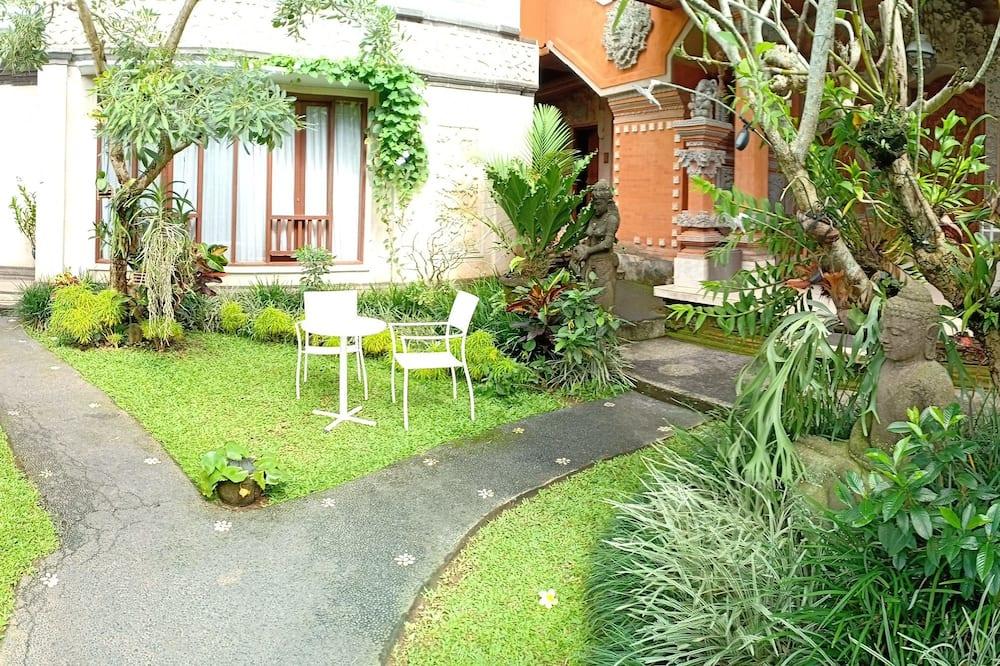 Superior soba, 1 bračni krevet, pogled na vrt - Pogled na park