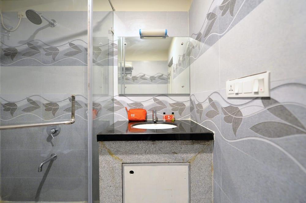 標準雙人或雙床房, 1 張標準雙人床, 私人浴室 - 浴室