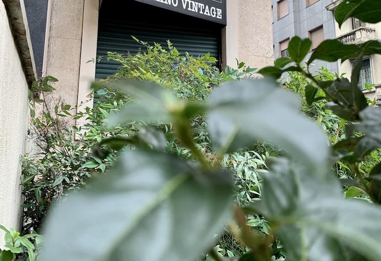 Milano Vintage, Μιλάνο, Είσοδος ξενοδοχείου