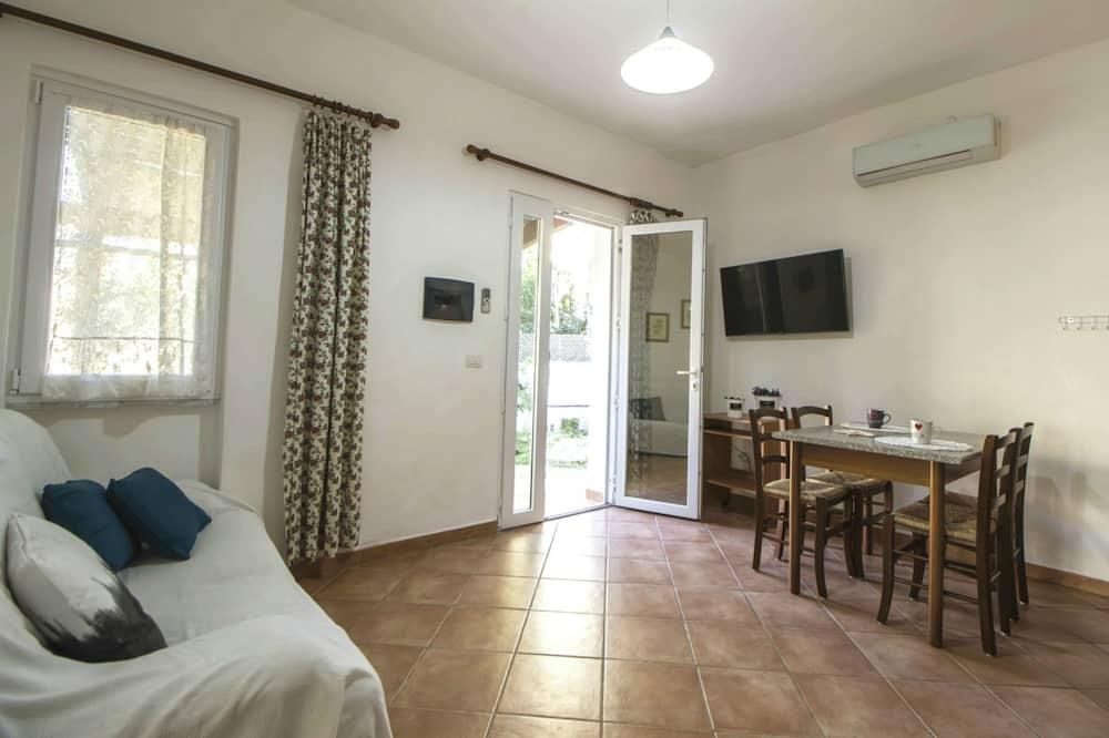 Апартаменти, 1 спальня - Обіди в номері
