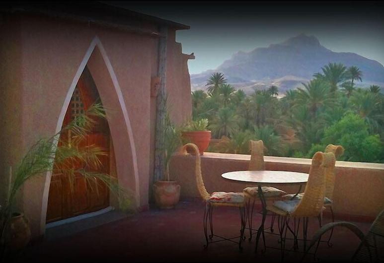 Dar Amazir, Afella N'Dra, Suite (Kissan), Terrace/Patio