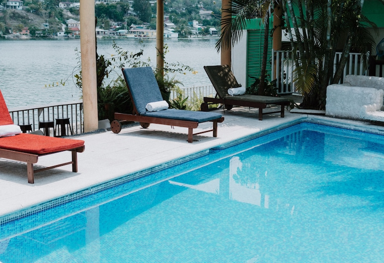 Hotel Sabana, Flores, Premier Double Room, 1 Bedroom, Lake View, Kolam Terbuka