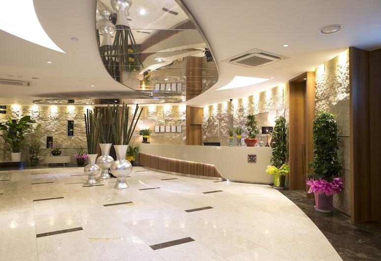SG Hotel, Incheon, Lobby
