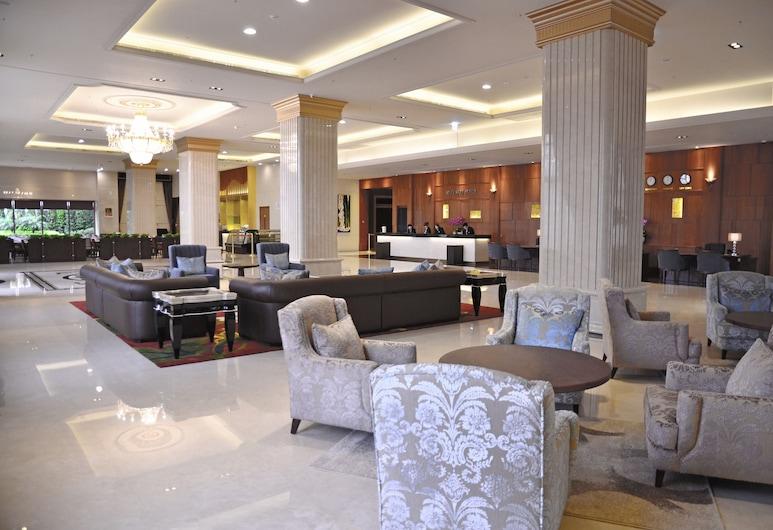 富信大飯店, 新北市, 大廳休息區