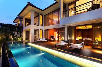 Naktsmītnes The Villas at Fairmont Sanur Beach Bali attēls vietā Denpasara