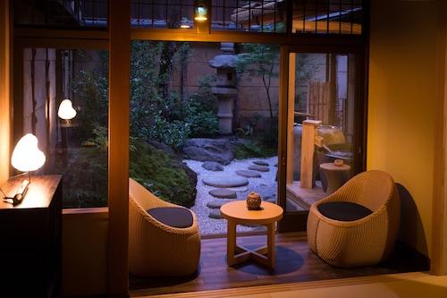 氣樂京都二條城日式旅館