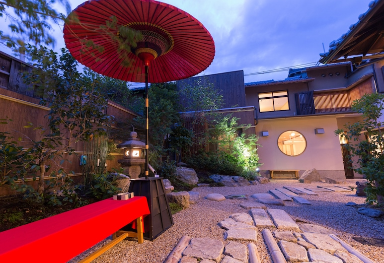 Nazuna Kyoto Nijo-jo , Kyoto, Garden