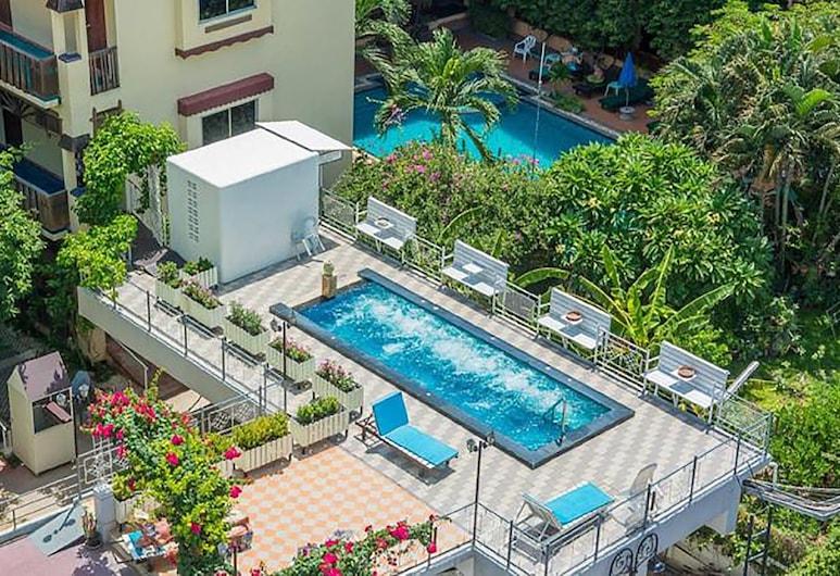 Sutus Court 4, Pattaya, Cảnh từ trên cao