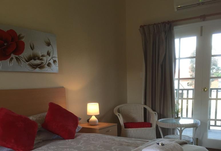 The Nosh & Nod - Howick Street, Jorkas, Liukso klasės kambarys, 1 didelė dvigulė lova, balkonas, Svečių kambarys