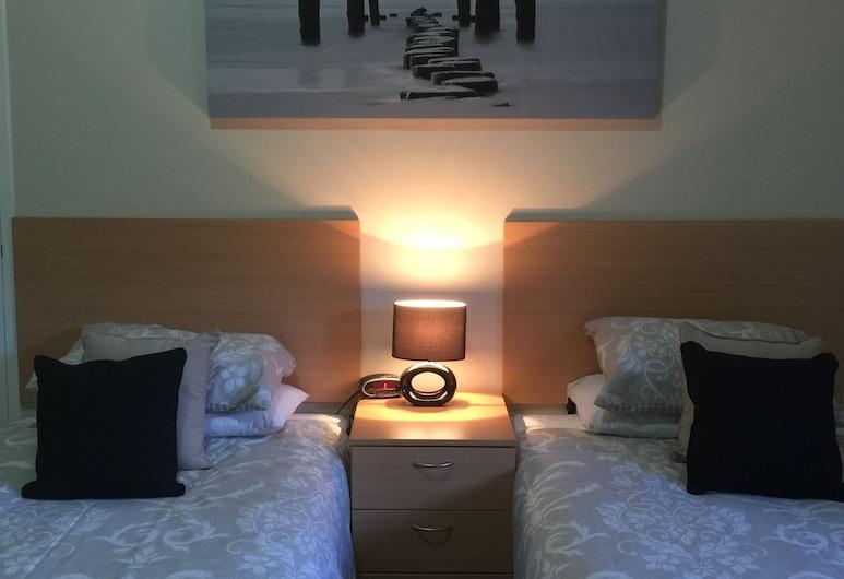 The Nosh & Nod - Howick Street, York, Deluxe Twin Room, Guest Room