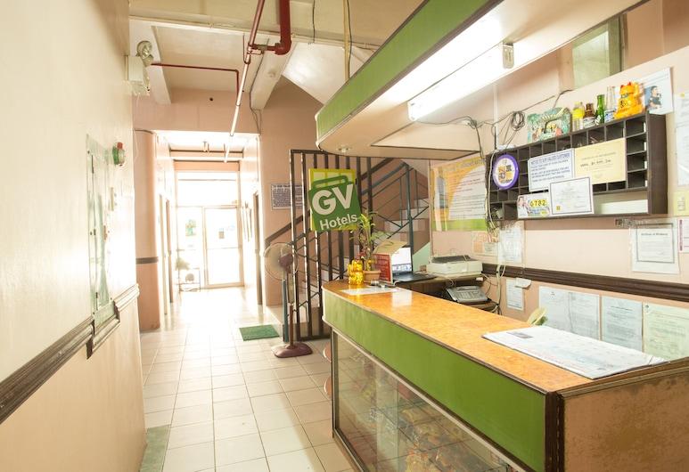 GV Hotel Masbate, Masbate , Vastuvõtuala