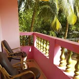 Klassieke tweepersoonskamer - Balkon
