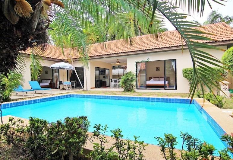 Talay Time Pool Villa, Pattaya, 2 Bedroom Pool Villa, Terrace/Patio