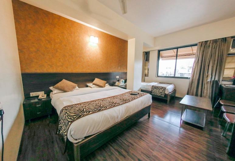 Hotel Maharana Inn Chembur, Mumbai, Guest Room