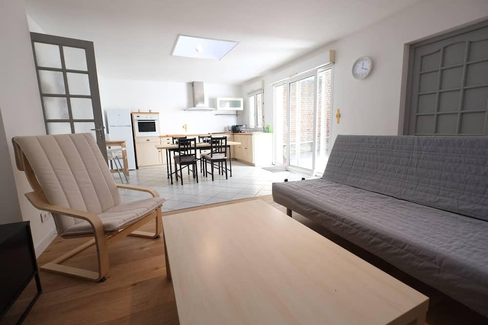 公寓, 獨立浴室, 庭園景觀 - 酒廊