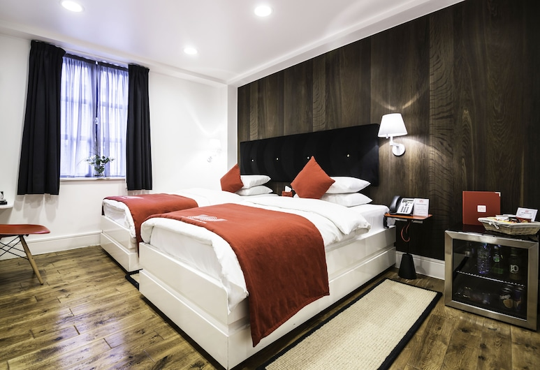 The Whitechapel, London, Executive Twin Room, Guest Room