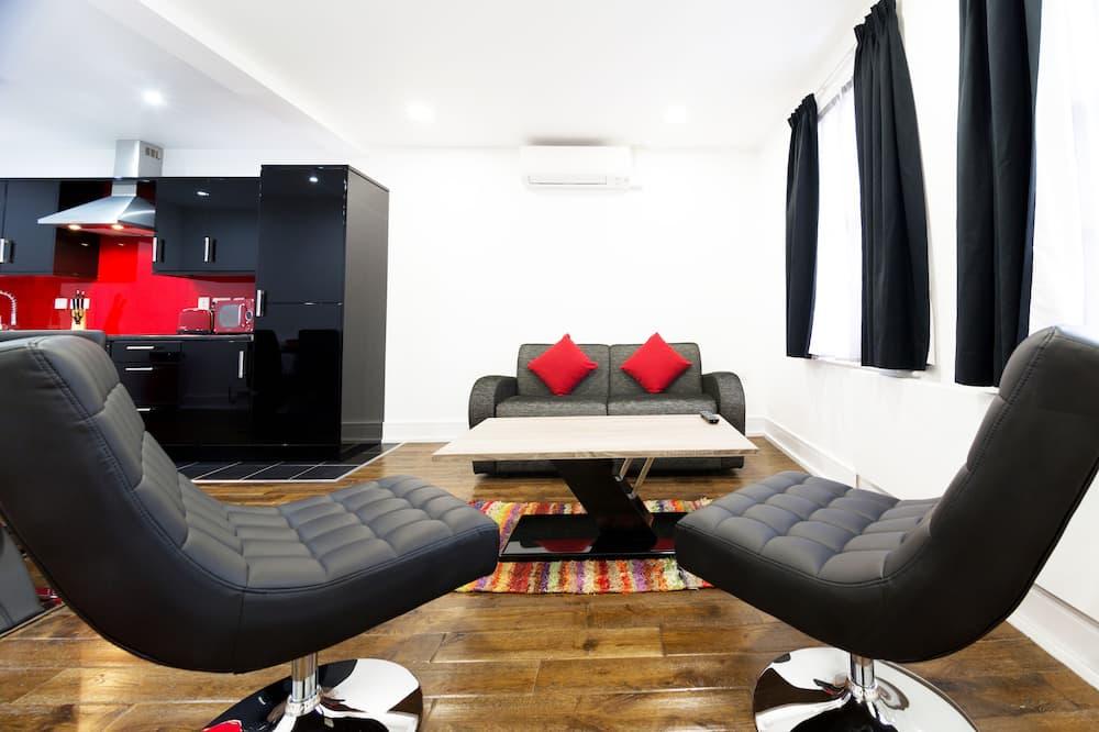 Apartment, 1 Schlafzimmer, Annex - Wohnbereich