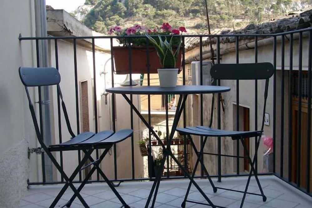 Двухместный номер с 1 или 2 кроватями - Балкон