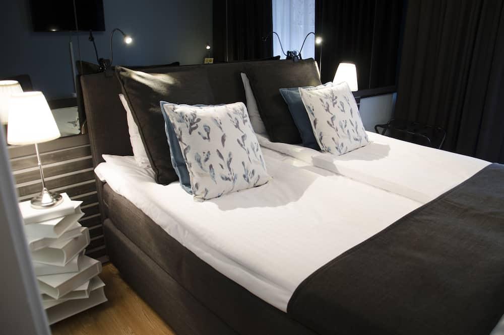 Улучшенный двухместный номер с 1 двуспальной кроватью, 1 двуспальная кровать «Квин-сайз» - Номер