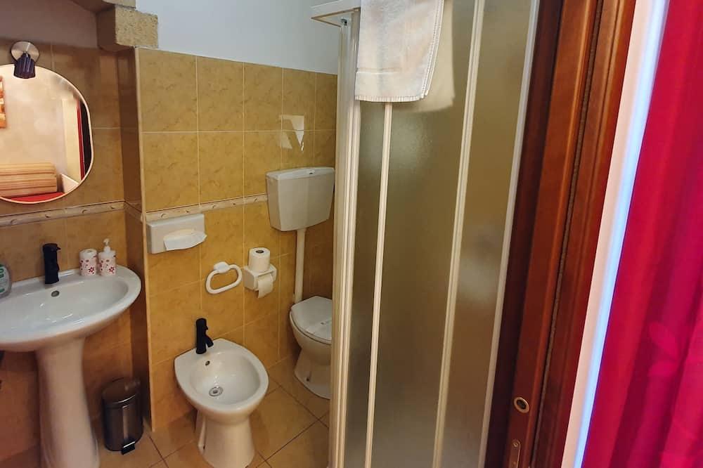 Kamar Keluarga, 1 kamar tidur, pemandangan kota - Kamar mandi