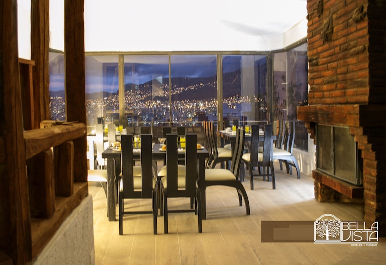 Hotel Ventanal de Bellavista, Quito, Hotel Bar