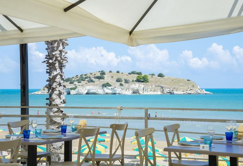 Gattarella Resort Residence, Vieste, Opciones de restauración (exterior)
