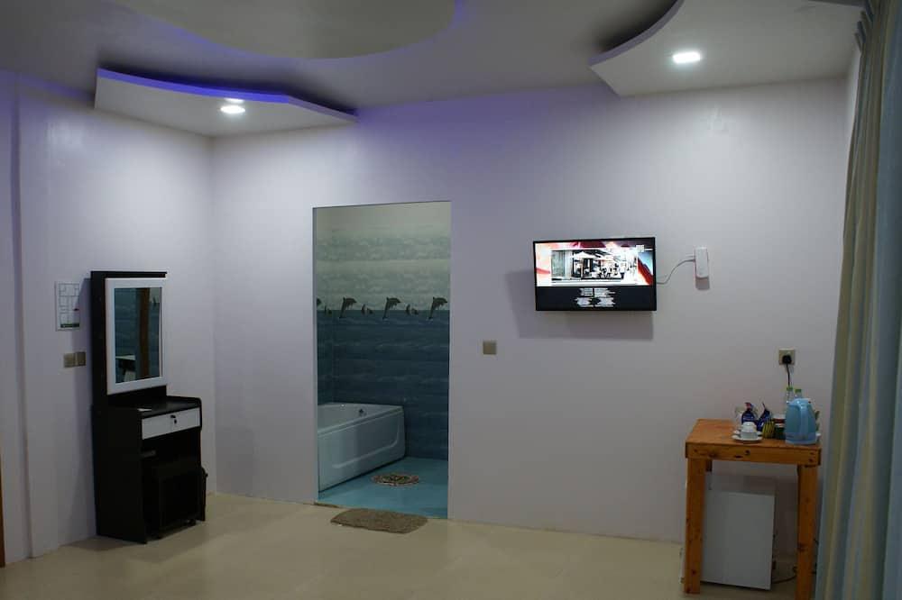 Familiekamer - Woonruimte
