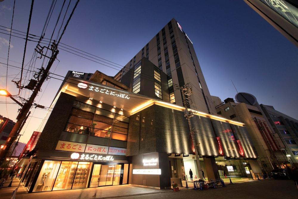 リッチモンドホテルプレミア浅草インターナショナル, 台東区