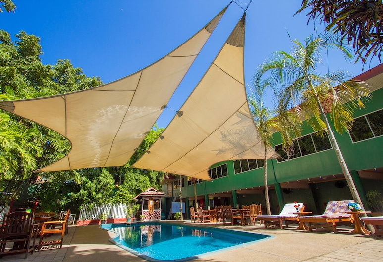 The Hideaway Hotel, Port Moresby