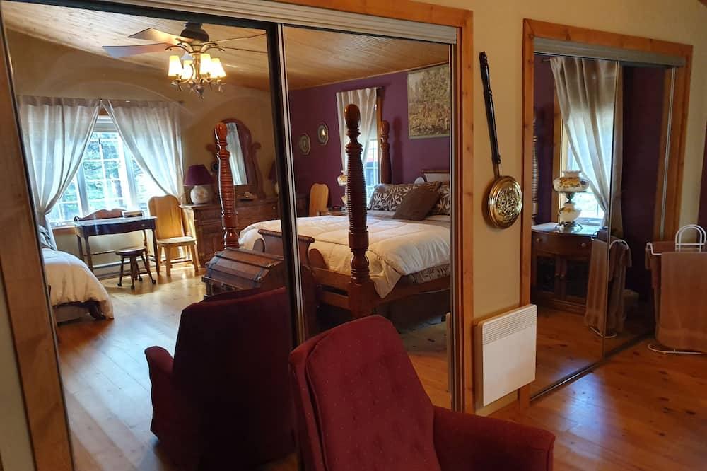 Huone, Jaettu kylpyhuone (L'Aigle) - Vierashuone