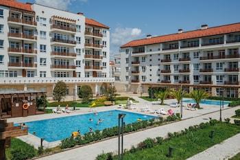 Nuotrauka: Apart-hotel Imeretinskiy - Marine Bay complex, Adleris