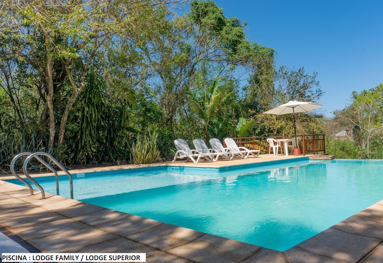 Raíces Amambai Lodges, Puerto Iguazú, Pool