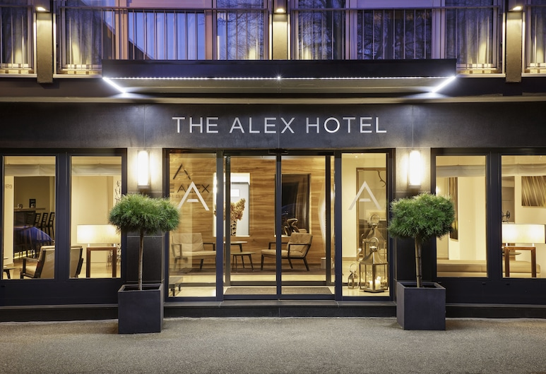 The Alex Hotel, Фрайбург-им-Брайсгау