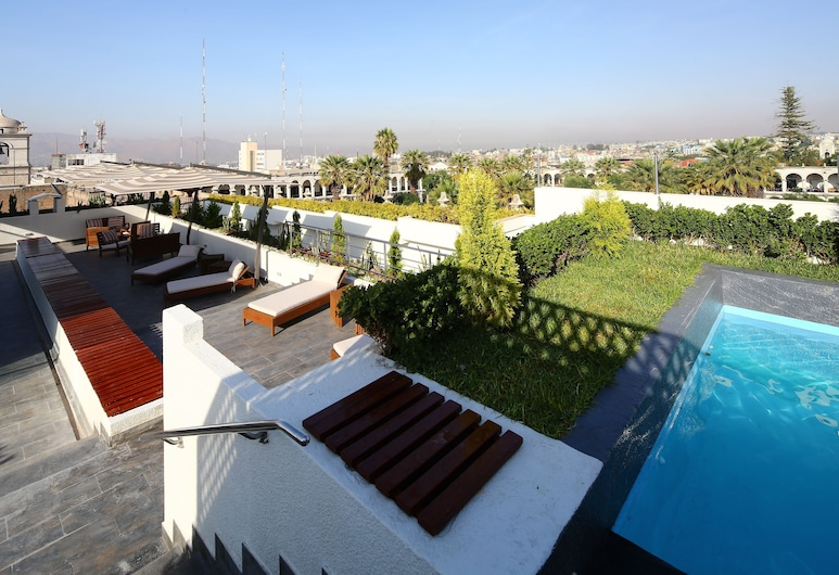 Casa Andina Select Arequipa Plaza, Arequipa, Solārijs