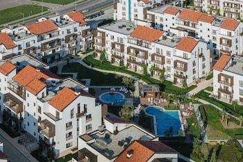 Nuotrauka: Apart-hotel Imeretinskiy - Park Land complex, Adleris
