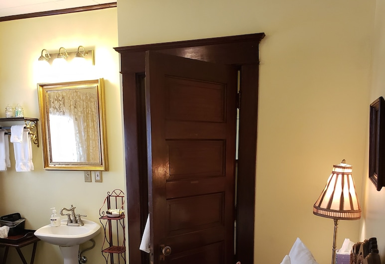 Greenbriar Inn, Coeur d'Alene, חדר, מיטת קווין, חדר אורחים