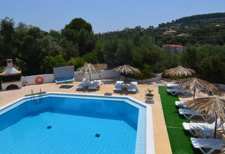 Ξενοδοχείο Λόφος Στράνη, Ζάκυνθος, Εξωτερική πισίνα