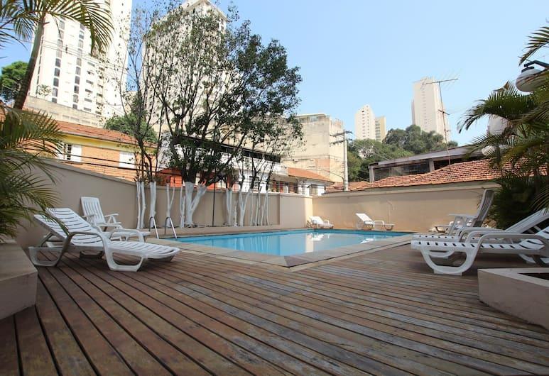 Leao SP 51, Sao Paulo, Geladak matahari