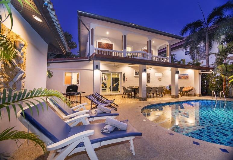 Villa Waree 5 minutes from City and Beach, Pattaya