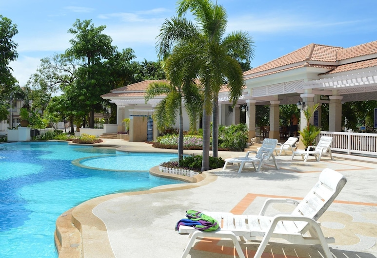 Villa Simon en Villa Anja, Pattaya, 3 Bedrooms Villa Simon, Zimmer