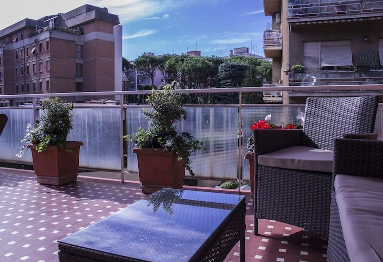 Domus Raffaello suite in Rome, Roma, Teras/Patio