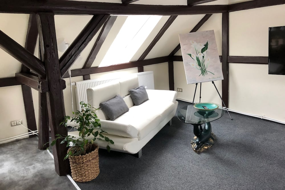 Business Condo - Living Area