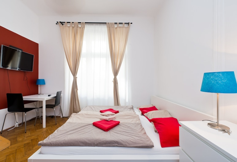 Budget Apartment, Prague, Classic Studio, Room