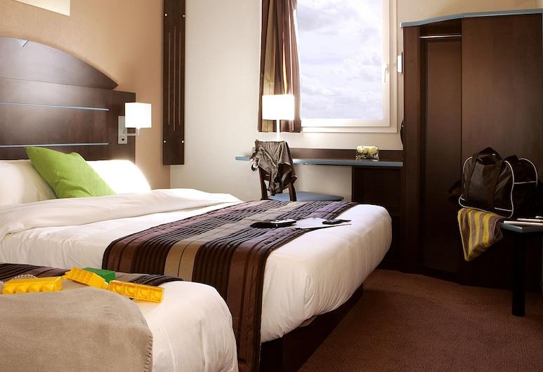 Hôtel Akena City Caudry, Kodri, trivietis kambarys, Svečių kambarys